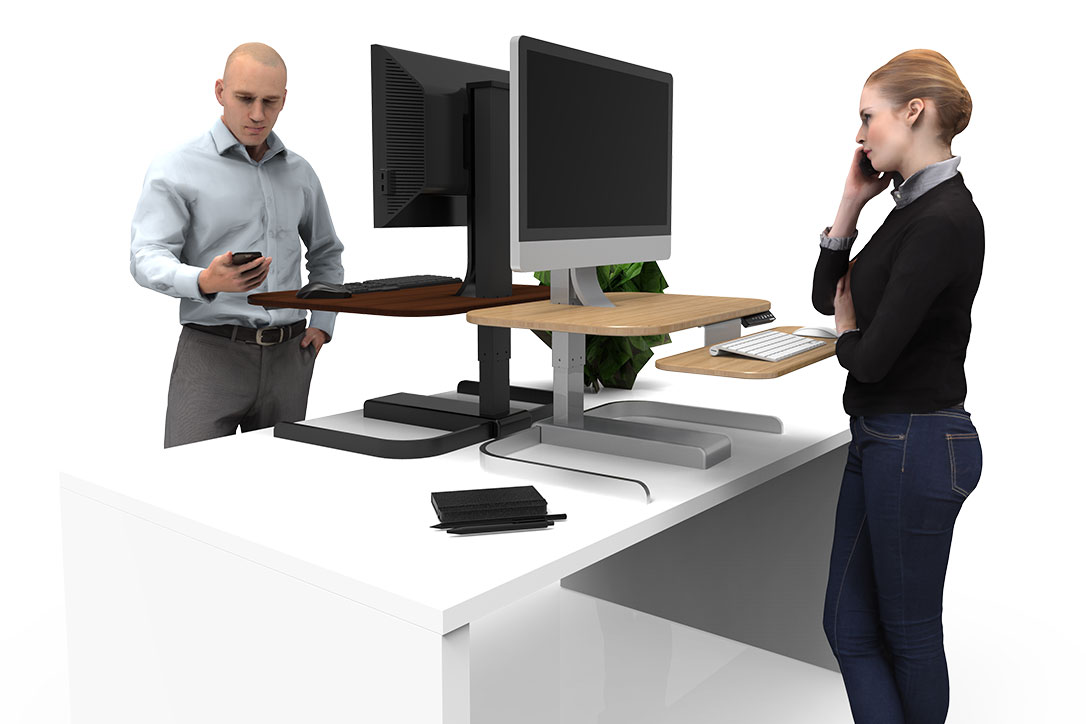 Why Sit to Stand Desks